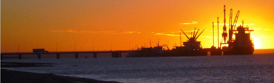 Puerto San Antonio Este